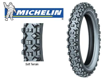MICHELIN S12 FRONT TIRE 80/100-21