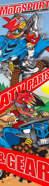 ATV parts, accessories and apparel at MotoSport.com